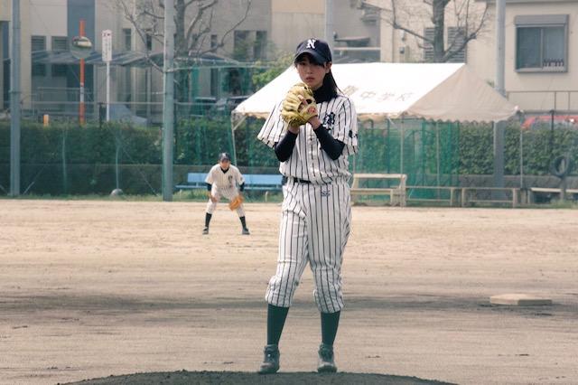 竹本萌瑛子の野球少女時代と現在の比較画像!大学や経歴、彼氏は?