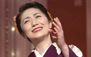 【石川さゆり】紅白の歴代曲目を一挙公開!若い頃の画像がかわいい!