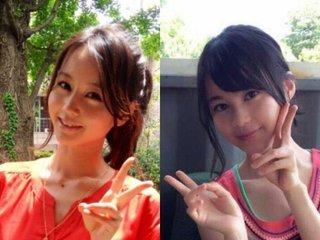 生田絵梨花と堀北真希がそっくりだと話題に!似てるか画像比較!